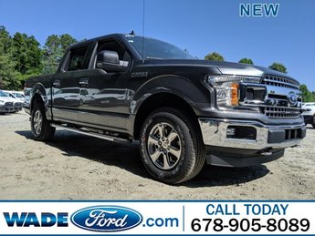2019 Ford F-150 LARIAT 4X4 Truck Twin Turbo Regular Unleaded V-6 2.7 L/164 Engine Automatic 4 Door