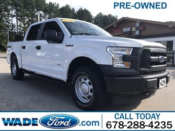 2017 Ford F-150 XL Automatic 4 Door Truck V-6 2.7 L/164 Engine 4X4