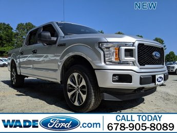 2019 Ford F-150 LARIAT Automatic 4 Door Twin Turbo Regular Unleaded V-6 2.7 L/164 Engine Truck 4X4