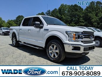 2019 Ford F-150 LARIAT Automatic 4 Door Twin Turbo Regular Unleaded V-6 2.7 L/164 Engine 4X4 Truck