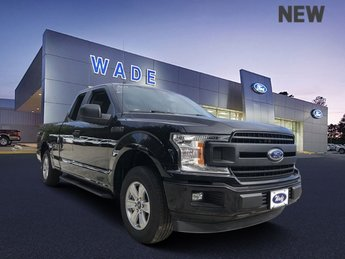 2019 Agate Black Metallic Ford F-150 Truck Automatic 4 Door