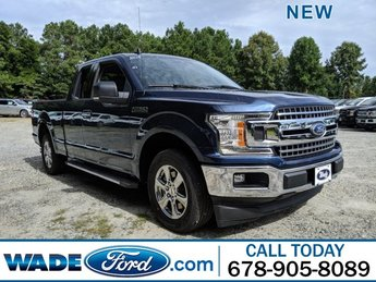 2019 Ford F-150 XLT Truck Twin Turbo Regular Unleaded V-6 2.7 L/164 Engine 4 Door Automatic RWD