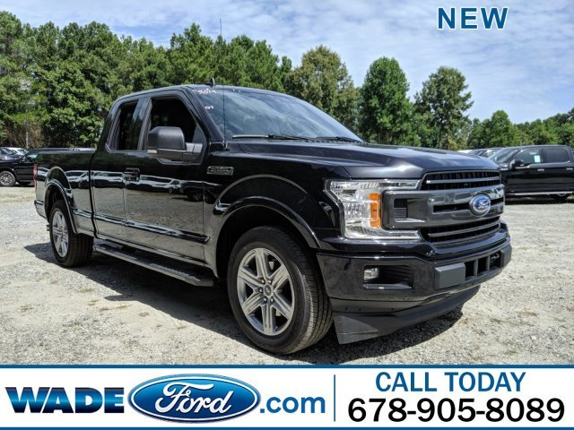 2019 Ford F-150 XLT Automatic RWD Truck Twin Turbo Regular Unleaded V-6 2.7 L/164 Engine 4 Door