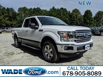 2019 Ford F-150 LARIAT 4X4 Twin Turbo Regular Unleaded V-6 2.7 L/164 Engine 4 Door Automatic Truck