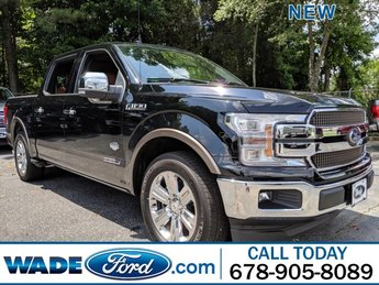2018 Shadow Black Ford F-150 King Ranch RWD Truck 4 Door Automatic