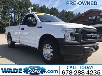 2017 Ford F-150 XL V-6 3.5 L/213 Engine Truck 2 Door Automatic
