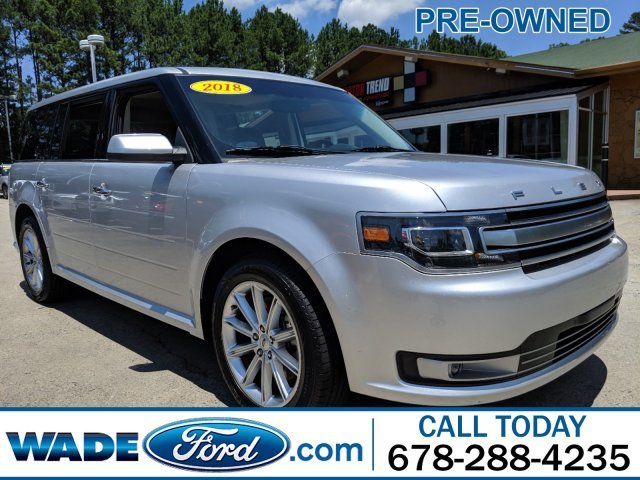 2018 Ford Flex Limited SUV 4 Door Automatic FWD
