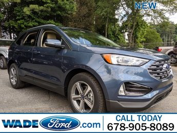 2019 Ford Edge SEL SUV Intercooled Turbo Premium Unleaded I-4 2.0 L/122 Engine FWD Automatic