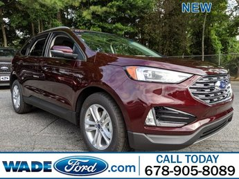 2019 Ford Edge SEL Intercooled Turbo Premium Unleaded I-4 2.0 L/122 Engine FWD 4 Door