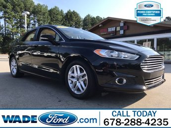 2016 Ford Fusion SE Automatic Sedan FWD