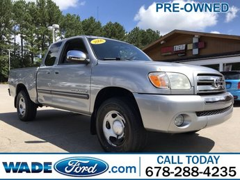 2006 Silver Sky Metallic Toyota Tundra SR5 Automatic Gas V6 4.0L/241 Engine 2 Door