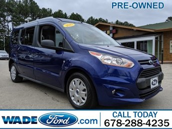 2017 Ford Transit Connect Wagon XLT I-4 2.5 L/152 Engine 4 Door Van FWD