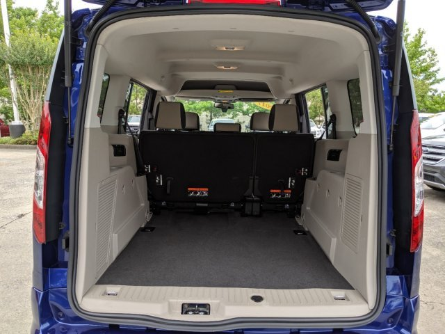 2017 Ford Transit Connect Wagon XLT Van Automatic FWD