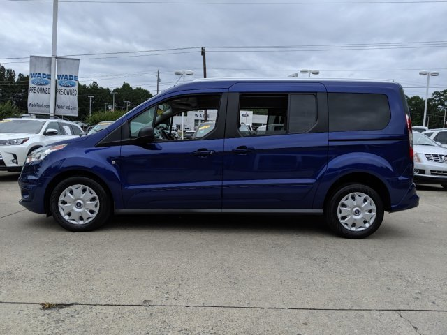 2017 Ford Transit Connect Wagon XLT Van Automatic 4 Door