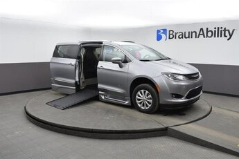 2019 Chrysler Pacifica Touring-l 6 Engine Van