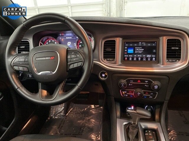 2019 Dodge Charger SXT 3.6L 6-Cylinder SMPI DOHC Engine 4 Door Sedan RWD Automatic