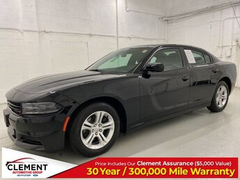 2019 Dodge Charger SXT RWD Sedan 4 Door Automatic