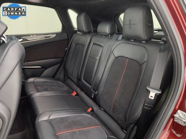 2017 Ruby Red Metallic Tinted Clearcoat Lincoln MKC Black Label AWD 4 Door 2.3L GTDI Engine