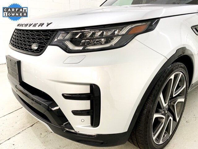 2017 Land Rover Discovery HSE Luxury 4X4 Automatic SUV V6 Supercharged Engine