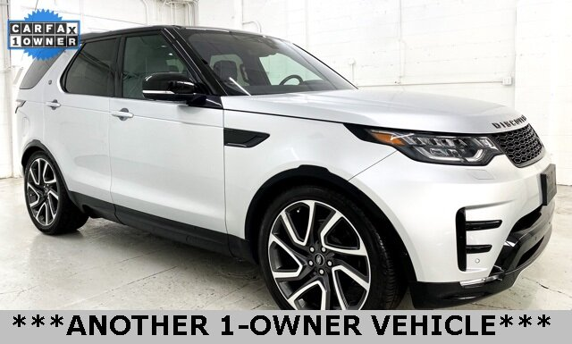 2017 Land Rover Discovery HSE Luxury V6 Supercharged Engine 4 Door Automatic