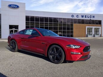 2021 Rapid Red Metallic Tinted Clearcoat Ford Mustang GT Premium 2 Door Premium Unleaded V-8 5.0 L/302 Engine Car
