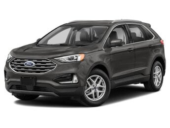 2021 Carbonized Gray Metallic Ford Edge SEL SUV 4 Door Intercooled Turbo Premium Unleaded I-4 2.0 L/122 Engine FWD