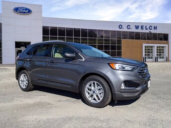 2021 Ford Edge SEL SUV Intercooled Turbo Premium Unleaded I-4 2.0 L/122 Engine Automatic