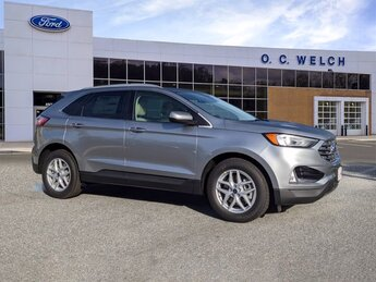 2021 Ford Edge SEL Intercooled Turbo Premium Unleaded I-4 2.0 L/122 Engine SUV 4 Door Automatic AWD