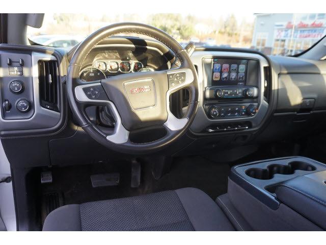 2017 Quicksilver Metallic GMC Sierra 2500HD SLE Truck 4 Door 4X4