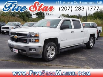 2014 Chevy Silverado 1500 LT Z71 Automatic 4 Door 4X4