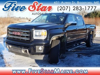 2014 GMC Sierra 1500 SLE Automatic 4 Door Truck