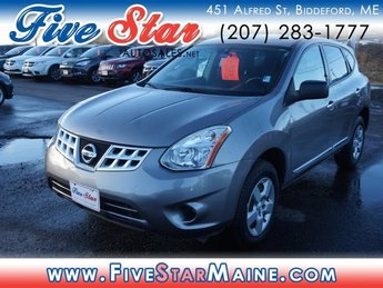 2013 Nissan Rogue S SUV AWD Automatic 4 Door