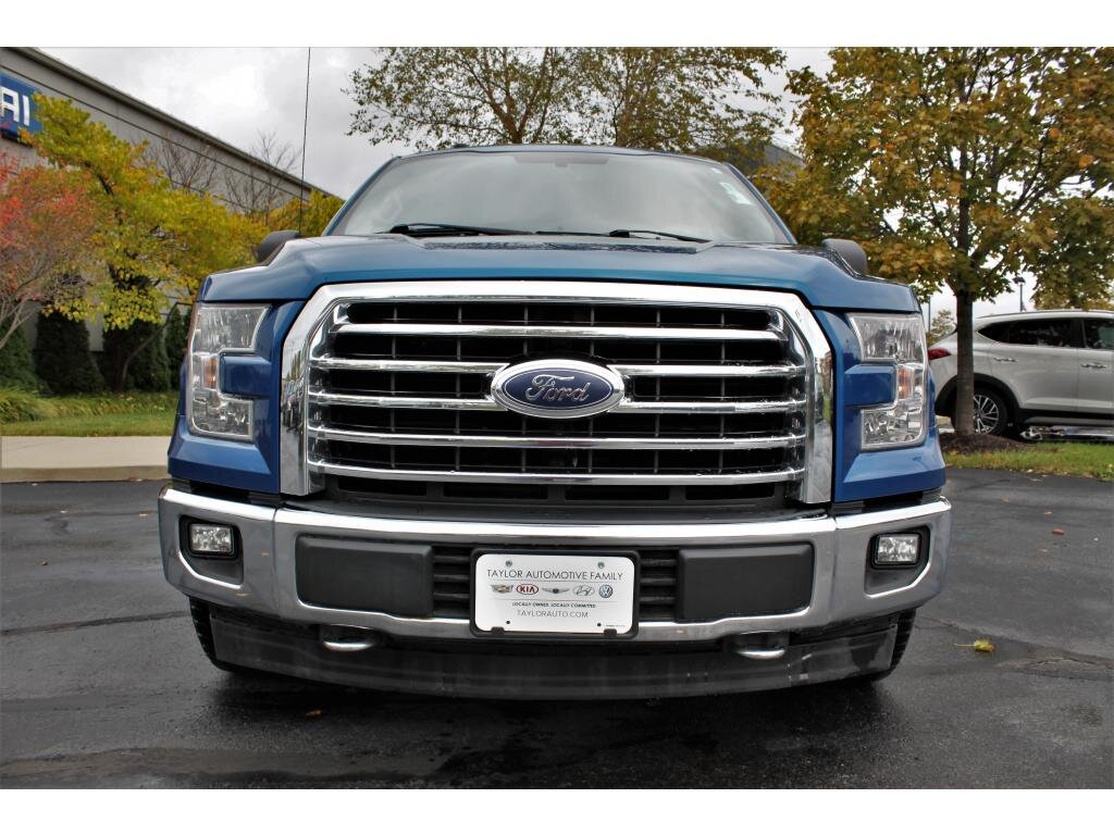 2017 Ford F-150 XLT 5.0 liter 8 Cylinder Engine 4X4 Automatic