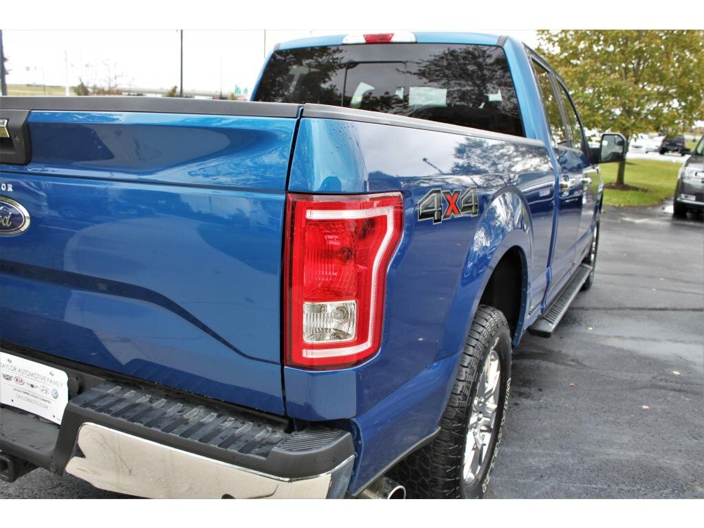 2017 Ford F-150 XLT Automatic 5.0 liter 8 Cylinder Engine 4X4 4 Door