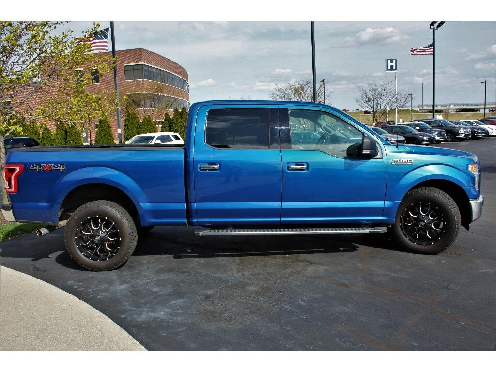 2017 Ford F-150 XLT Automatic 5.0 liter 8 Cylinder Engine Truck 4 Door