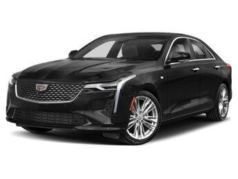 2021 Black Raven Cadillac CT4 Luxury 4 Door Car 2.0 liter 4 Cylinder Engine