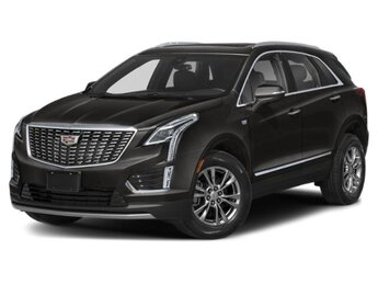 2020 Manhattan Noir Metallic Cadillac XT5 Premium Luxury FWD 2.0 liter 4 Cylinder Engine FWD SUV 4 Door Automatic