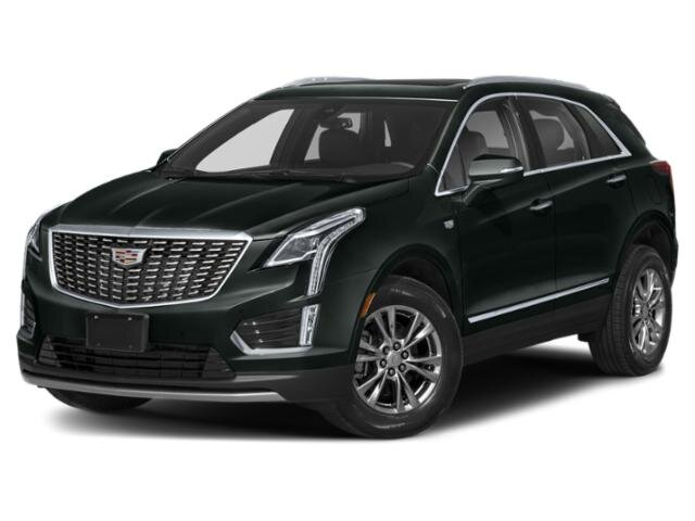 2021 Wilder Metallic Cadillac XT5 FWD Premium Luxury 4 Door 3.6 liter V6 Cylinder Engine FWD