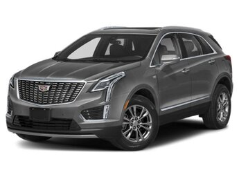 2021 Satin Steel Metallic Cadillac XT5 AWD Premium Luxury SUV 3.6 liter V6 Cylinder Engine 4 Door Automatic