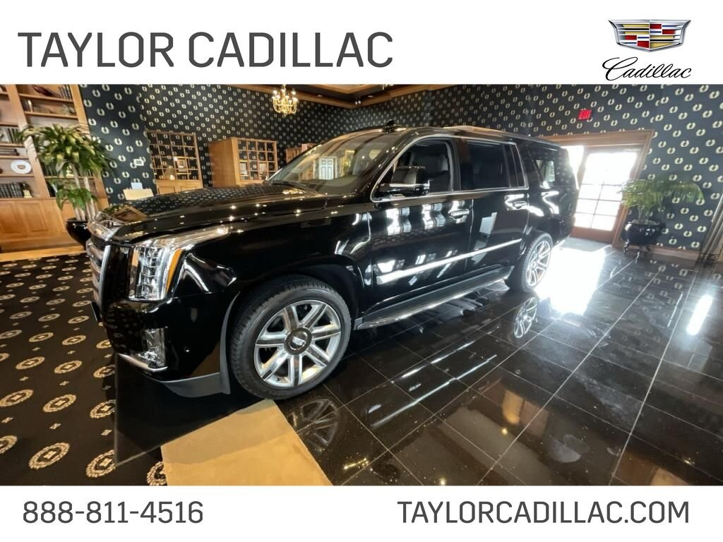 2019 Cadillac Escalade ESV Luxury SUV 4X4 6.2 liter 8 Cylinder Engine 4 Door