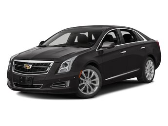 2016 Black Raven Cadillac XTS Premium Collection Sedan 4 Door FWD