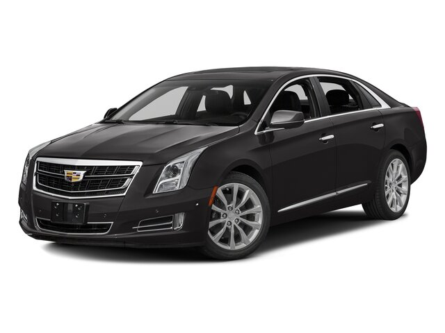 2016 Black Raven Cadillac XTS Premium Collection FWD Automatic 3.6 liter V6 Cylinder Engine