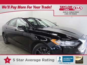 2018 Ford Fusion SE AWD Automatic 2.0 liter 4 Cylinder Engine Sedan 4 Door