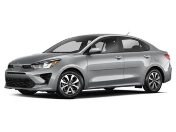 2021 Kia Rio S 1.6 liter 4 Cylinder Engine 4 Door Car Automatic