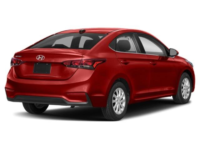 2021 Hyundai Accent SEL 4 Door Car Automatic 1.6 liter 4 Cylinder Engine FWD