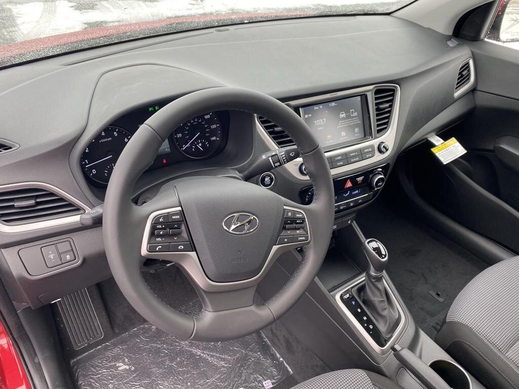 2021 Hyundai Accent Limited 4 Door FWD Car Automatic