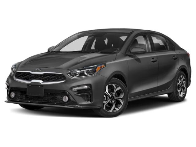2021 Gravity Gray Kia Forte LXS 2.0 liter 4 Cylinder Engine Automatic Car