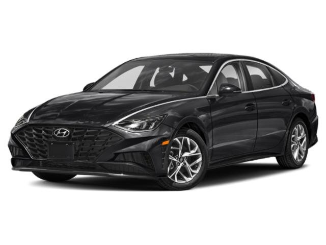 2021 Phantom Black Hyundai Sonata SEL 4 Door Sedan 2.5 liter 4 Cylinder Engine FWD