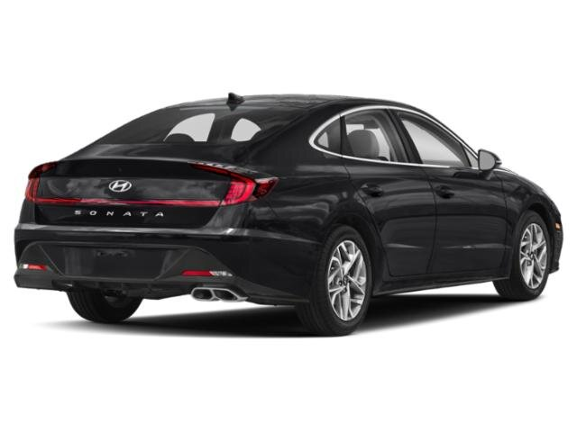 2021 Phantom Black Hyundai Sonata SEL Sedan FWD 2.5 liter 4 Cylinder Engine 4 Door