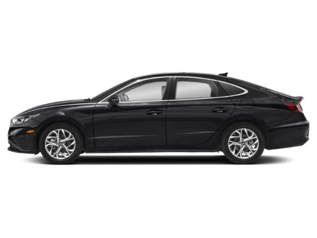 2021 Phantom Black Hyundai Sonata SEL FWD 4 Door Sedan